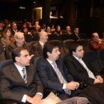 Auditorio IRAM - Entrega certificado