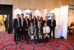 El equipo 2013 del Estudio Cutignola