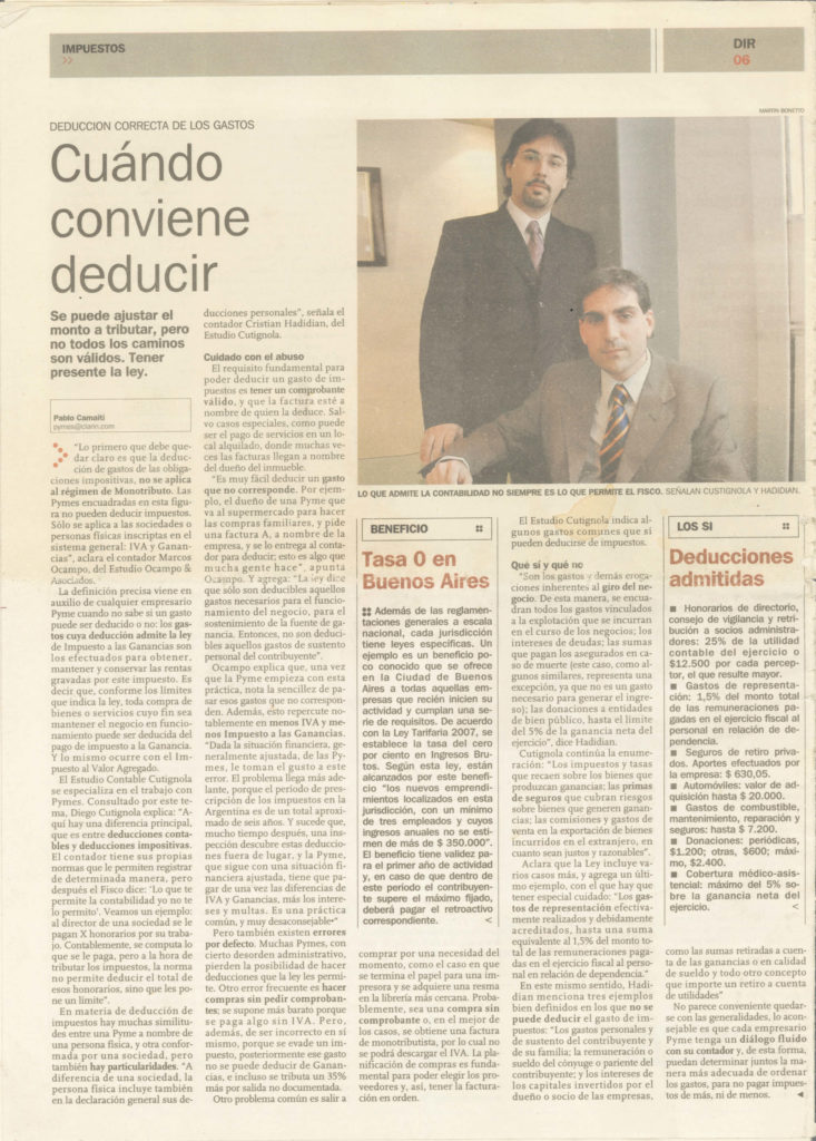 Clarin pymes